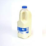 2 litre pasteurised milk