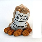Potatoes 2kg bag