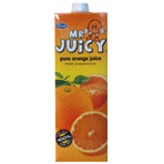 Pure Orange Juice 1 ltr
