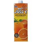 Pure Orange Juice 1 ltr