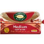 Roberts White Medium Loaf 800g