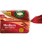 Small White Medium Sliced Loaf 400g