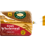 Smalls Wholemeal Med Sliced Loaf 400g