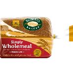 Smalls Wholemeal Med Sliced Loaf 400g