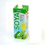 Soya Milk 1 Litre Carton unsweetened